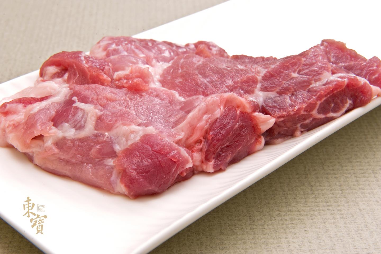 黑梅花豬肉排