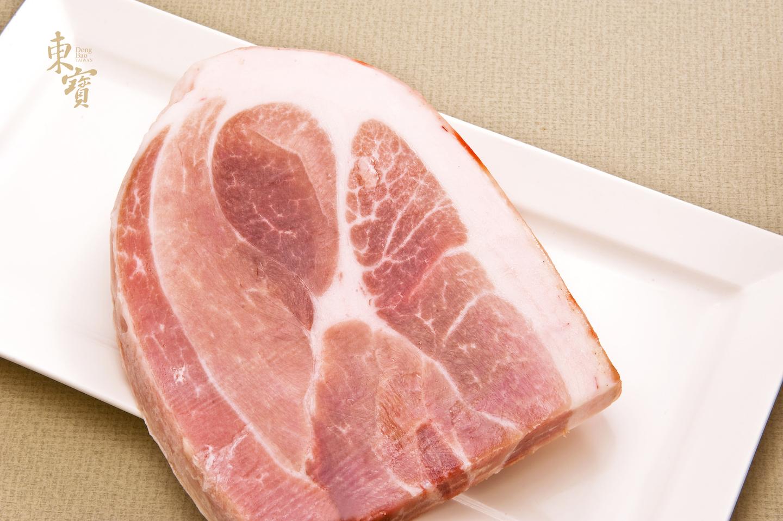 黑豬後腿肉600公克