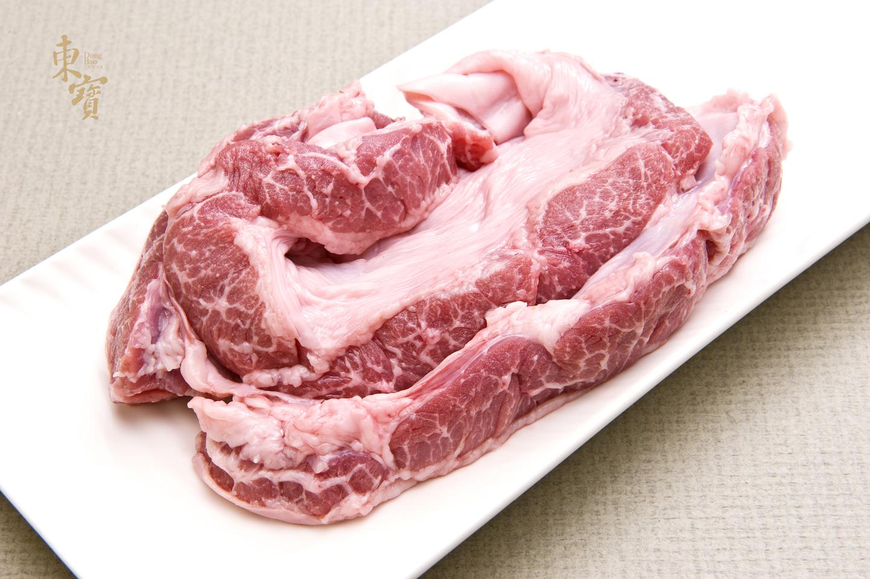 黑豬肝連肉300公克