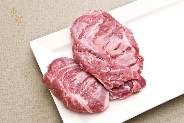 黑豬菊花肉(嘴邊肉)400公克