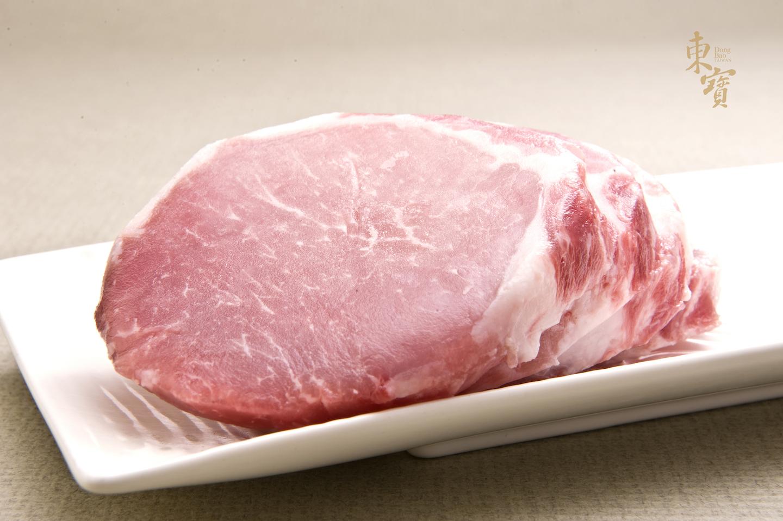 黑豬梅花肉排