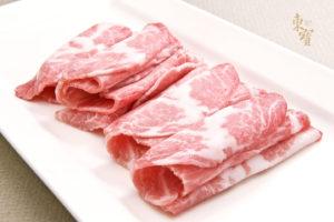 黑豬梅花火鍋肉片200公克